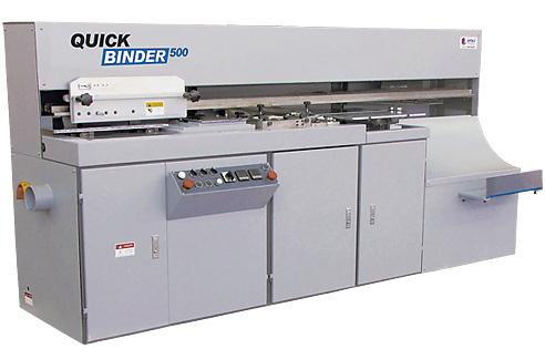 Máquina de Encadernação de Livros QuickBinder 500