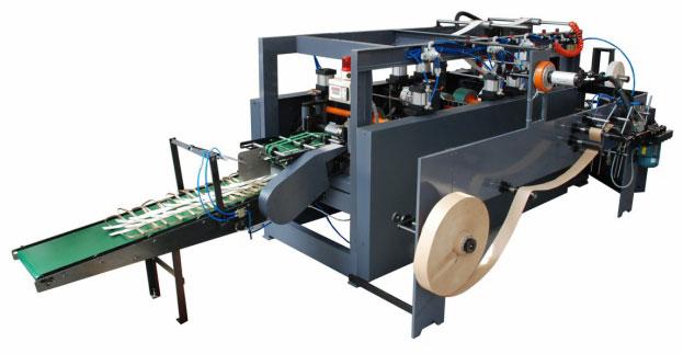 SuperBag 100c - Máquina Automática para Fabricar Alças para Sacolas de Papel