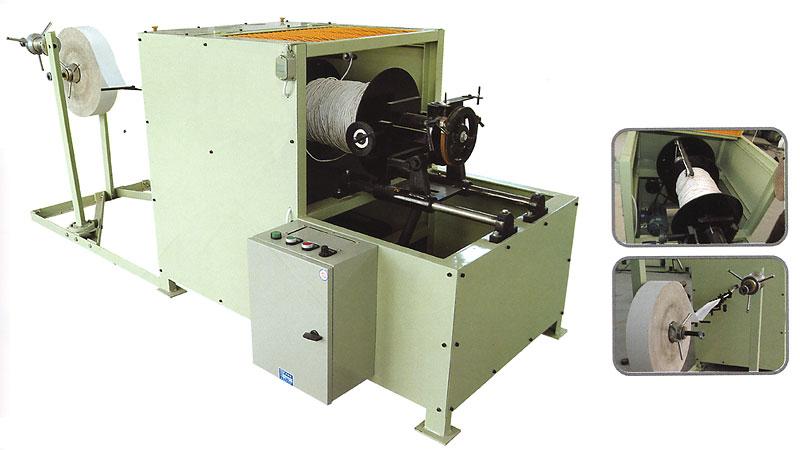 SuperBag 20c - Máquina Automática para Fabricar Cordão para Alças de Sacolas de Papel
