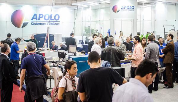 Apolo na ExpoPrint 2014