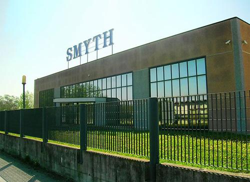 Smyth - Máquinas para Costura de Livros
