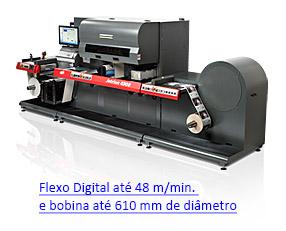 EFI Jetrion UV - Impressora Digital de Alta Produção para Rótulos e Etiquetas Autoadesivas