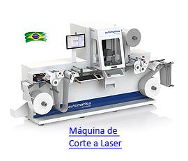 Mira Graph - Máquina de Corte a Laser para Rótulos e Etiquetas - Automatisa