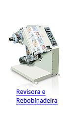 LabelFinish R320 - Revisora e Rebobinadeira para Rótulos e Etiquetas